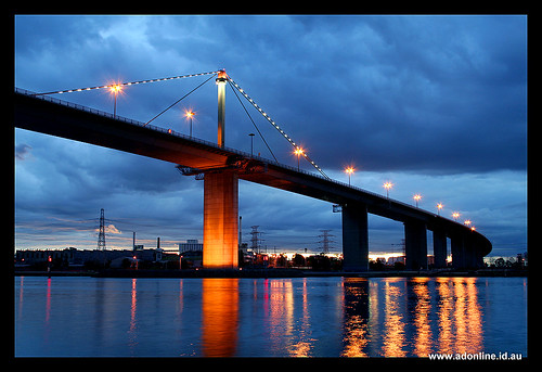 Westgate Bridge, Melbourne