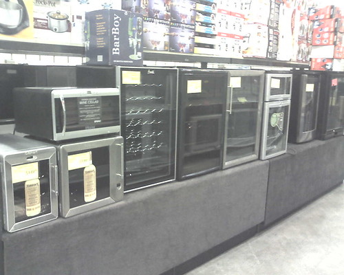 Fry's Appliance Round Up: Wine Specific Refrigerators