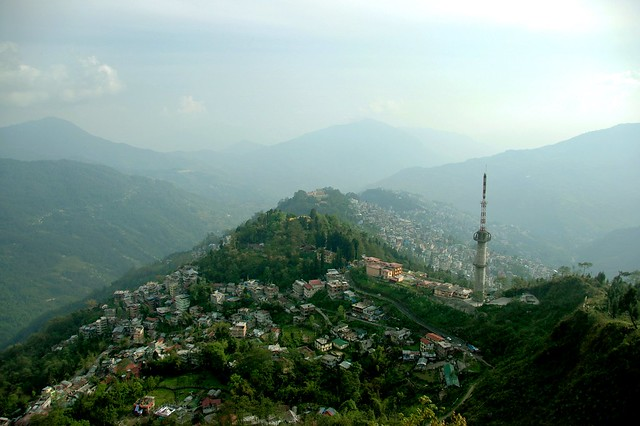 9. Ganesh Tok, Gangtok (Sikkim)
