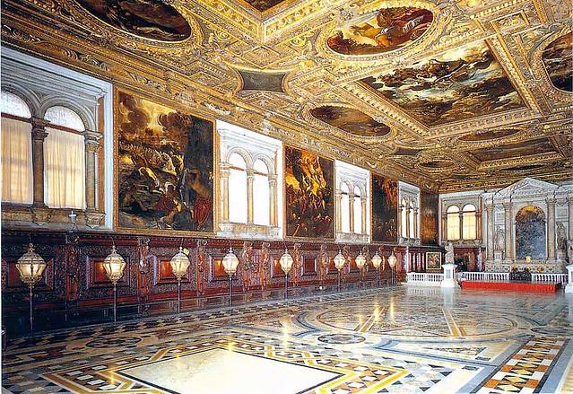 Scuola di San Rocco Venice Scuola Grande di San Rocco