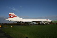 Concorde - Manchester