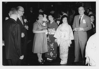 Cocktail Party At The Imperial Hotel: March 13, 1961 (Tokyo, Japan)