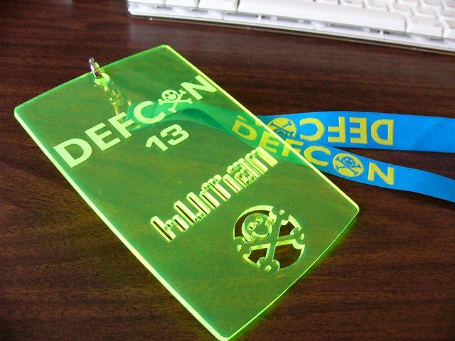 DefCon 13 2005