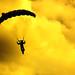Cloud-diving by faktoryboy