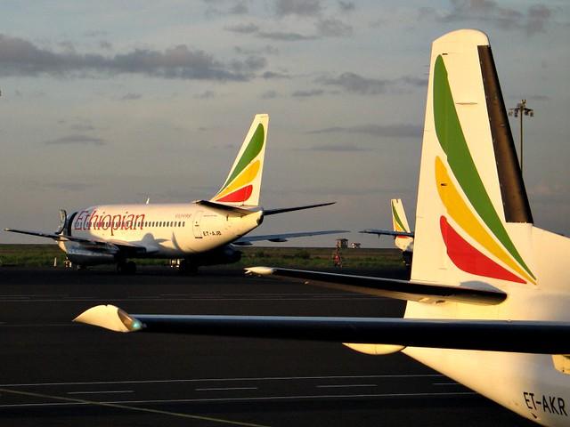 Ethiopian Airlines Bole International Airport