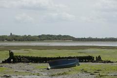 Low tide, Langstone