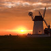 Lytham St Annes Windmill at Sunrise