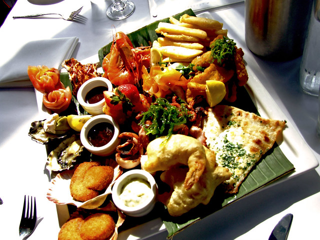 Healthy Seafood Restaurants