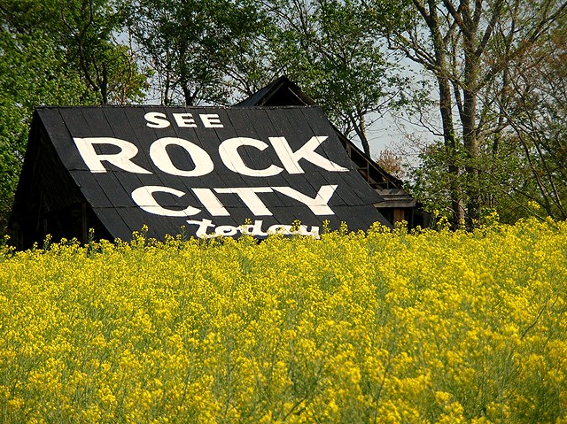 See Rock City A Gallery On Flickr