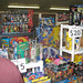 Columbus Toy Show 2007 - Some of our wares.
