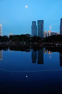 Twilight @ KLCC