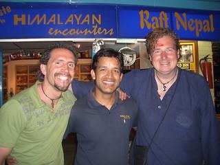 Mark-Jan, Raz, Dan