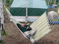 leisure, swing, hammock, tent,