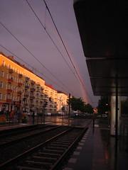 tram regenbogen