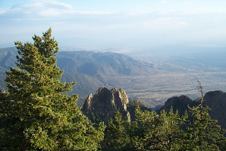 Sandia Mountain View #2