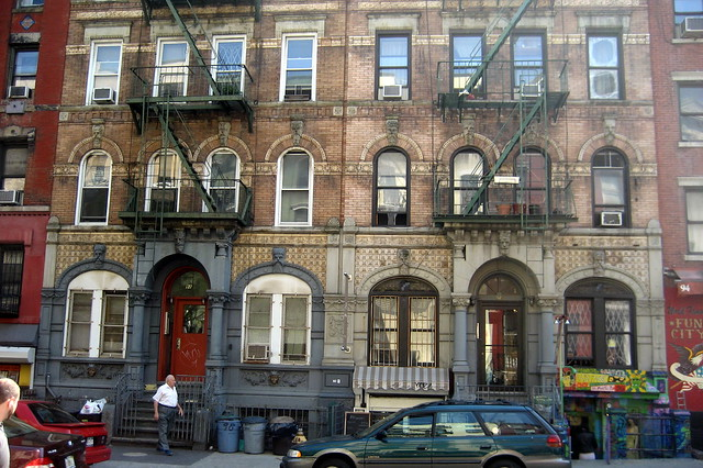 Nyc East Village Physical Graffiti Flickr Photo