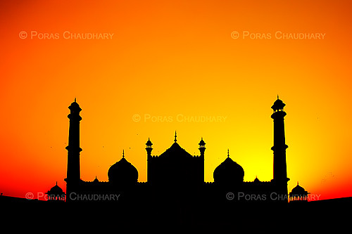 new sunset red india colors silhouette geotagged evening twilight colorful delhi masjid jama abigfave geo:lat=28650693682230827 geo:lon=7723365068435669