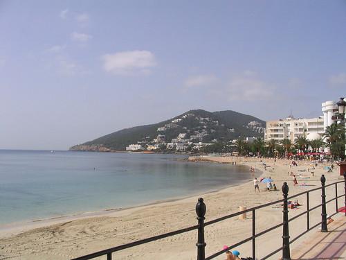 Playa Santa Eulalia