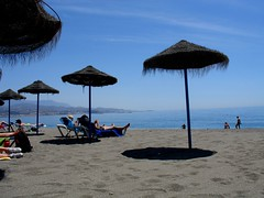 Torre del Mar beach