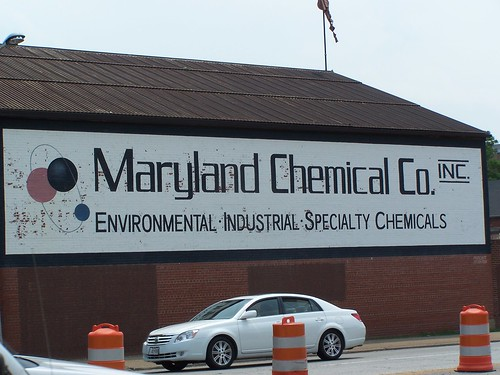 Maryland Chemical Co. Inc. (cc) Chris @ Flickr.com