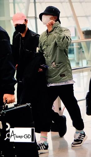 BIGBANG departure Seoul to Fukuoka 2016-12-09 (41)