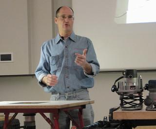 Mark Adams Router Workshop 2014