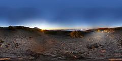 Speaker at El Teide with Mar de Nubes
