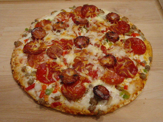 red baron pizza pie flickr photo sharing
