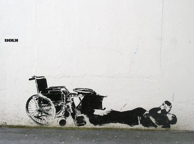 Love Amongst Wheelchairs