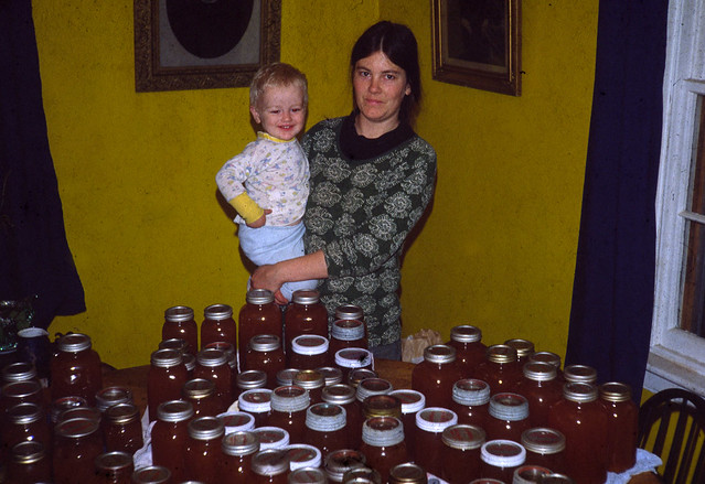 100 quarts of cider in a day, 1977