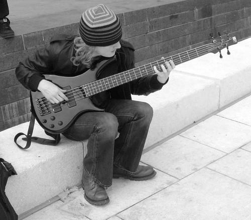 Bass Soloist