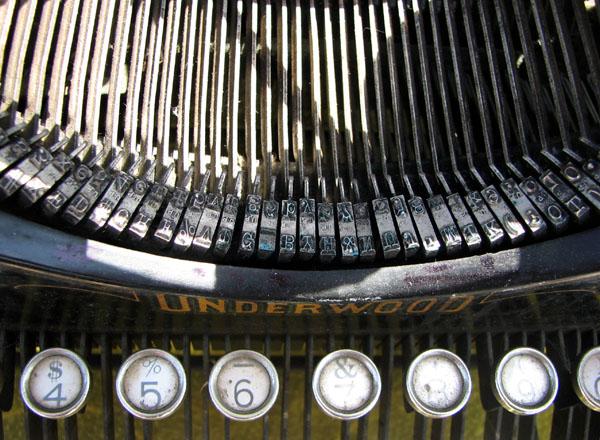 Typewriter 456