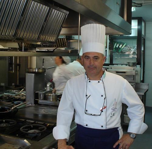 Cookingtay entrevista con el jefe de cocina crist bal blanco for Jefe de cocina alicante