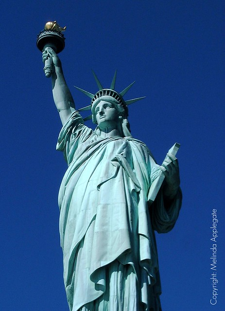 The Magnificent Statue of Liberty