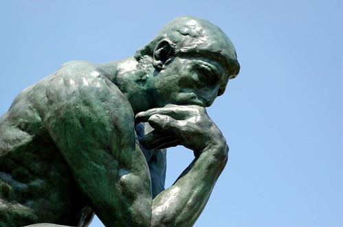 Is Bankruptcy on the Thinker's Mind?