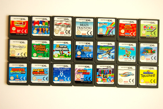 Nintendo DS - Game Collection - May 2007