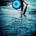 Edna y el azul de un mar by Memo Vasquez