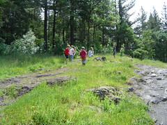 Round Lake hike - 3
