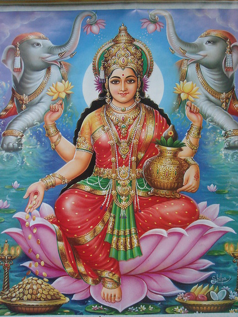 लक्ष्मी के प्रिय