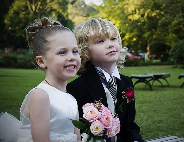 花童打扮 心幸福 婚禮小物