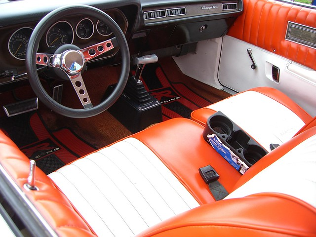 1971 Dodge Charger Interior | Flickr - Photo Sharing!