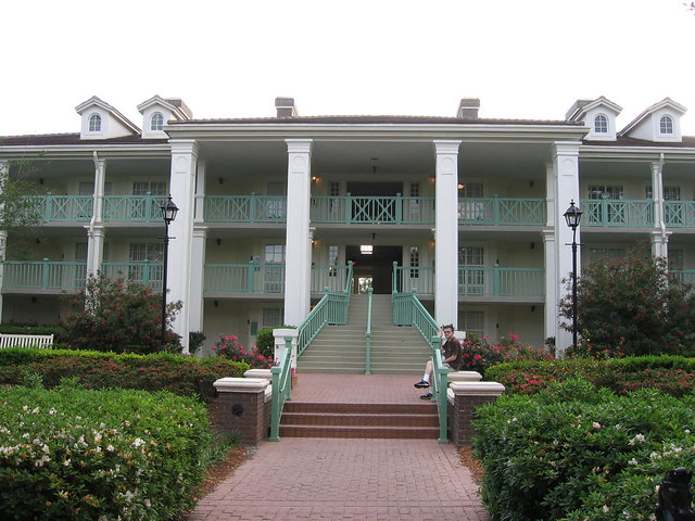 Acadian House At Port Orleans Resort Riverside Flickr Photo Sharing