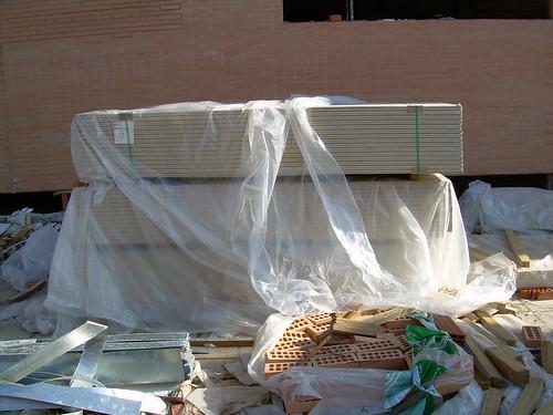 Como no acopiar placas de yeso laminado pladur - Placas de yeso laminado ...