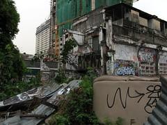 Bangkok derelict