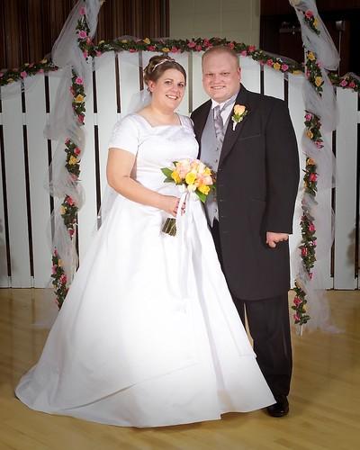 Nancy and Dallas Wedding