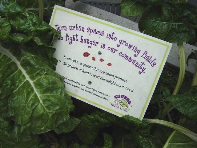 Urban Vegetable Garden Sign Explore Satrina0 39 S Photos