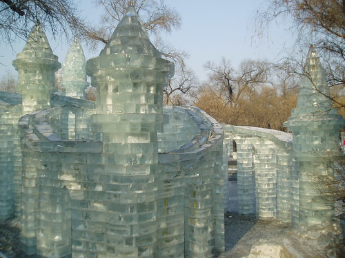 Haerbin Ice sculpture festival China