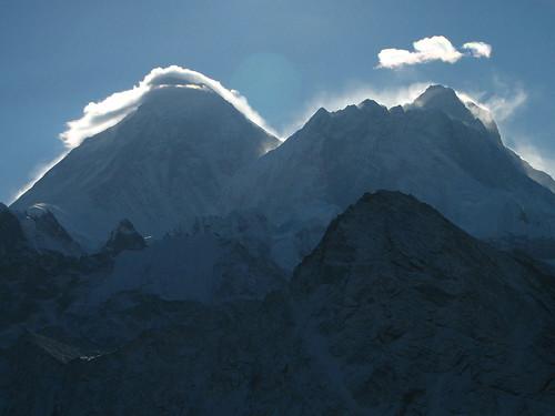 nepal mountains sunrise trek geotagged mt himalaya everest lhotse nuptse 8000m solukhumbu sagamartha 8000er geo:lat=2798132867651713 geo:lon=8682876772143858