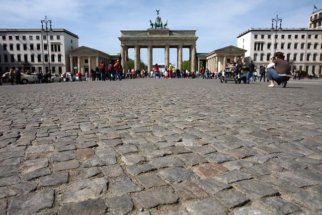 The stones of Berlin