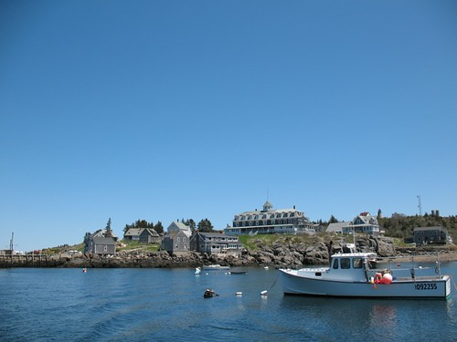 Goodbye Monhegan
